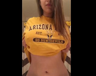 Nice Arizona State Sun Devils fan