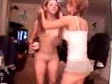 Drunken college girls on webcam <!-- width=