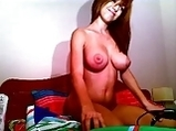 Nice tits on webcam <!-- width=