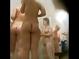 Voyeur  cam in russian shower