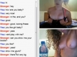 Two beautiful girls on chatroulette