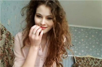 Cute face and hot teasing on cam