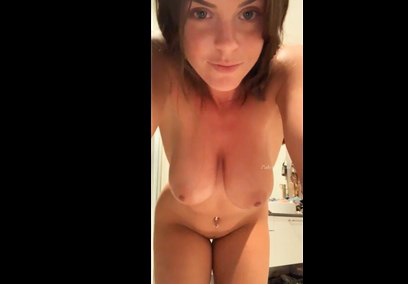 Skinny brunette rides on sybian toy <!-- width=